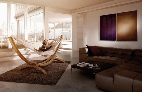 h ngeliegen h ngematte holz einzelh ngematten chico. Black Bedroom Furniture Sets. Home Design Ideas